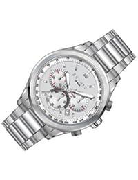 Esprit Damen-Armbanduhr Chronograph Quarz Edelstahl ES107031001