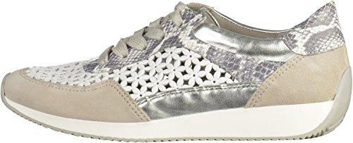 ara 12-34020 G Damen Sneakers Weiß