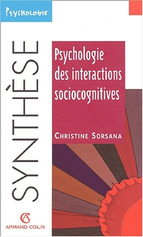 Psychologie des interactions sociocognitives