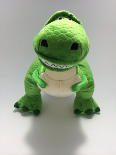 Toy Story Rex stuffed [Tokyo Disney Resort Limited]