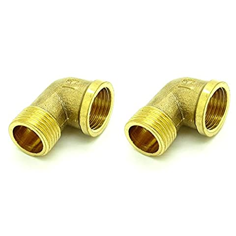 Elbow Brass Tube Fitting 1/2