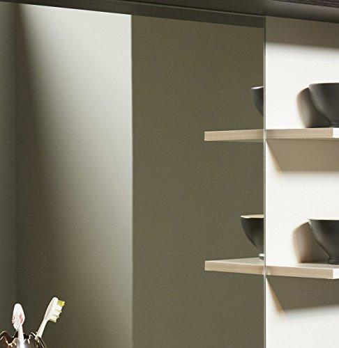 Badezimmer Wandspiegel – Rauchsilber Nachbildung - 3