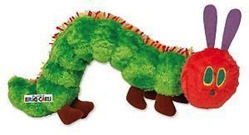 Very Hungry Caterpillar juguete suave