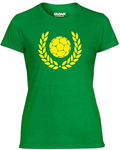T-Shirtshock - T-shirt Femme WC1209 Football Is The Best Maglietta 6891eab26a7