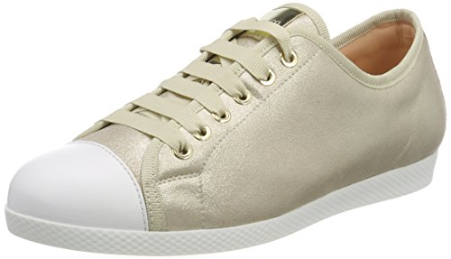 Unisa Falin_MTS, Sneakers Basses Femme Or (Platino)
