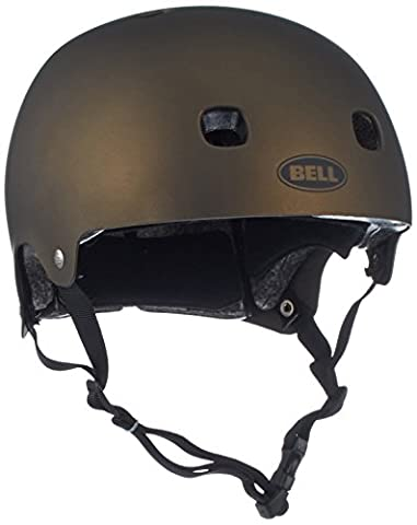 Casque de vélo Bell Segment Graphics Matt Met Brun L Marron - Mat Metallic Brown
