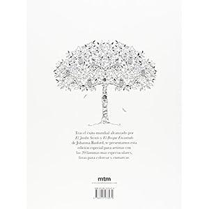 Jardin secreto. Edición para artistas