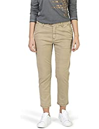 Timezone Damen Hose Regular Lucy Chino