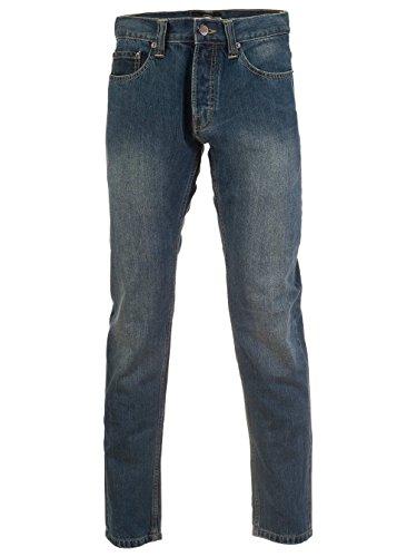 Dickies Herren Jeans North Carolina Blau (Antique Wash)