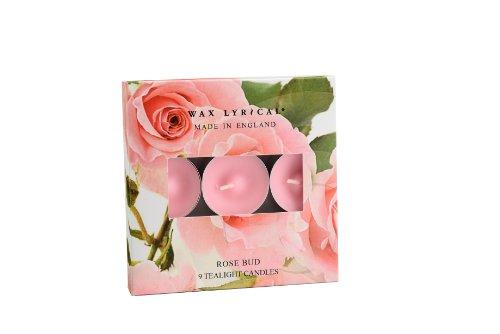 Wax Lyrical Made in England Rose Bud Duftteelichte England Rosen