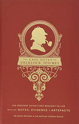 Case Notes of Sherlock Holmes por Joel Jessup