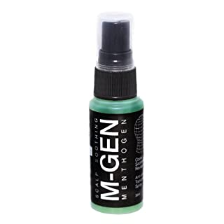 Menthogen Anti Itch Scalp Treatment Spray 30ml. Highly Effective. Stop and Prevent Itchy Scalp Fast. Ideal for Severe Itching Scalp Caused by Hats / Headwear / Helmets Etc.