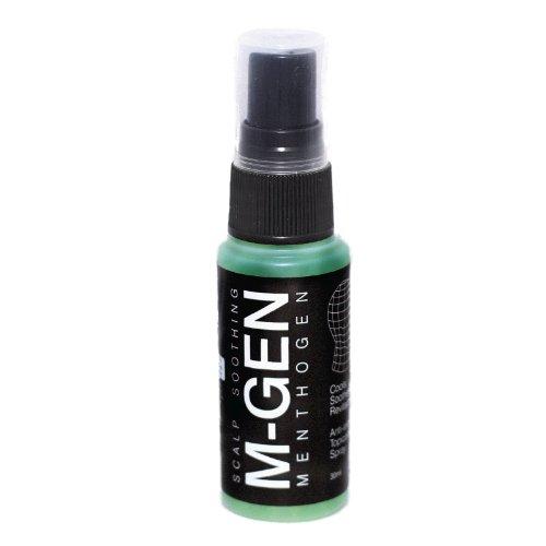 Juckende Haar Kopfhaut (Menthogen Anti-Itch Scalp Treatment Spray 30ml. Hochwirksame. STOP und verhindern juckende Kopfhaut Schnell. Ideal für starkem Juckreiz Kopfhaut durch Hüte/Kopfbedeckungen/Helme etc..)