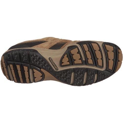 Rockport Hidalgo K54279, Baskets mode homme taupe - noir - marron