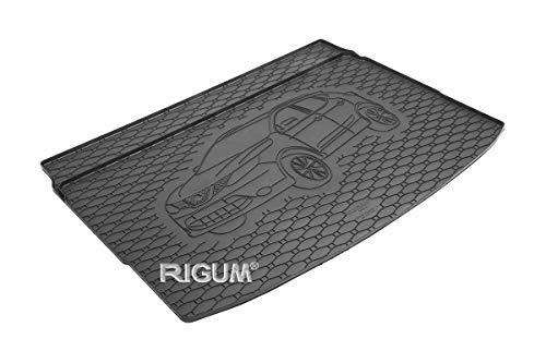 RIGUM Passgenaue Kofferraumwanne geeignet für Nissan Qashqai ab 2014 passen ideal
