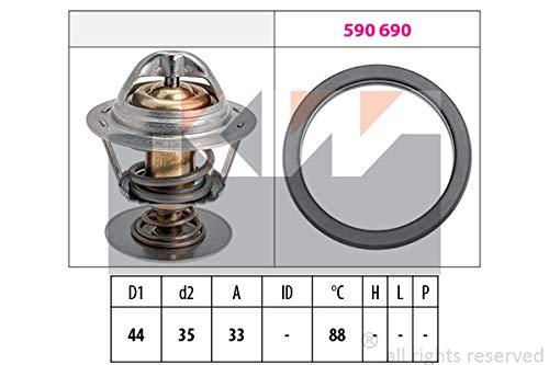 kW 580 685 refroidissement