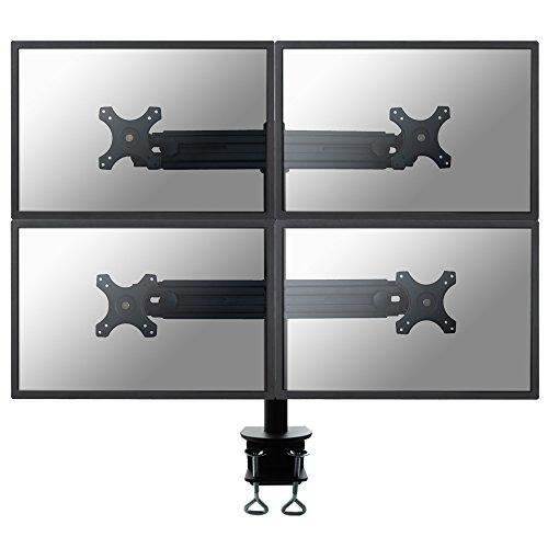 Flat-panel-mount-system (Newstar FPMA-D700D4 Tischhalterung für LCD/LED/TFT 65 cm (27 Zoll))