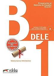 DELE B1. Übungsbuch mit Audio-CDs: Libro + CD - B1