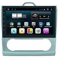 ROADYAKO 2Din Radio para Ford Focus 2008 2009 2010 2011 (Automático) Android 7.1 GPS
