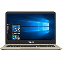 Asus VivoBook S 14Ó Thin Lightweight FHD NanoEdge WideView Laptop Computer, 8th Generation Intel Core I7-8550U Up To 4GHz, 8GB DDR4, 256GB SSD, NVIDIA GeForce 940MX, Backlit Keyboard, Windows 10