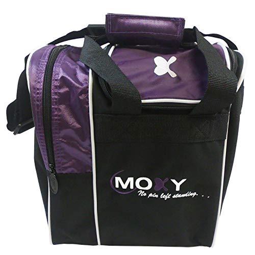 Moxy Strike Bowlingtasche, Violett/Schwarz