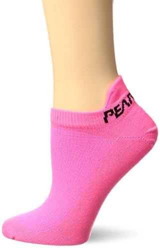 Pearl Izumi Damen Attack No Show Socken, damen, Screaming Pink