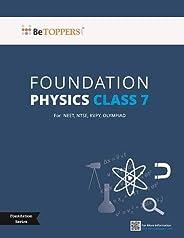 IIT Foundation Series – Class VII – Physics