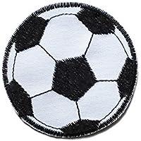 Fußball Patch gestickt Applikation Aufnäher zum aufbügeln für Junge