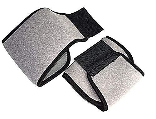 Beschützer Verstellbare Fußgewölbestütze + Fußgewölbestützkissen (2PAIR - 4PCS) |Linderung von Plantarfasziitis/Peroneal - und Tibia - TendinitisUnterstützung for gefallene Bögen |UNISEX |Fußpflege