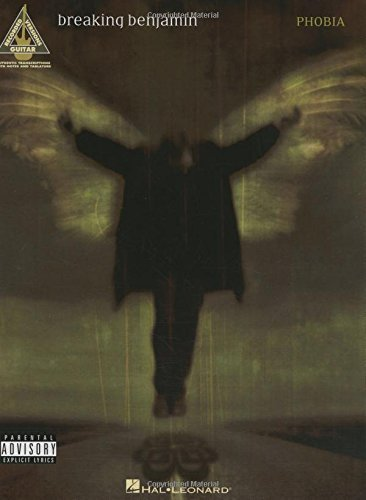 Breaking Benjamin - Phobia (Recorded Version (Guitar)) by Breaking Benjamin (2007) Paperback