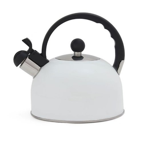 Mom Italy Brew Kettle 2.5 Liters, White