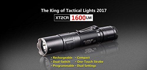 Preisvergleich Produktbild Klarus XT2CR mit XHP-35 HD E4 LED und Dualswitch