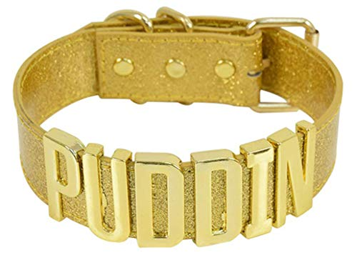 lay Costume Accessory Halsband Halskette Zubehörteil Golden ()