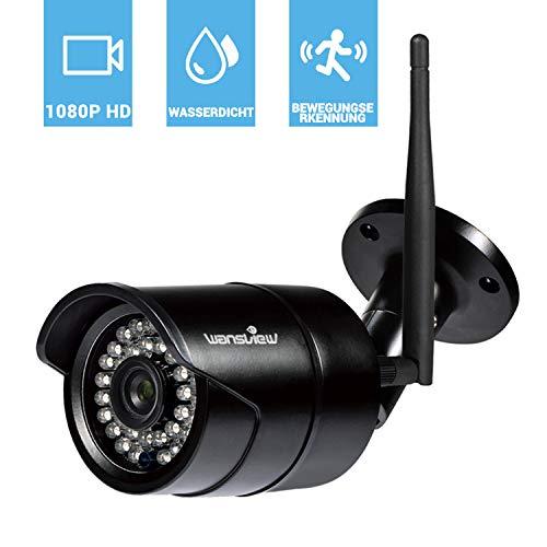 Wansview 1080P IP Kamera Aussen / Sicherheitskamera für Außen