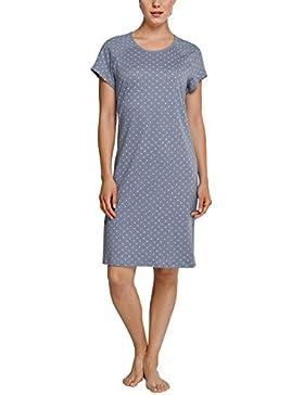 Schiesser Sleepshirt 1/4 Arm, 95cm, Camicie da Notte Donna