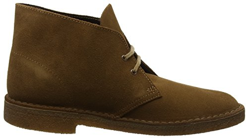 Botte De Désert Clarks Originals, Bottines Chukka Pour Homme Brown (cola)