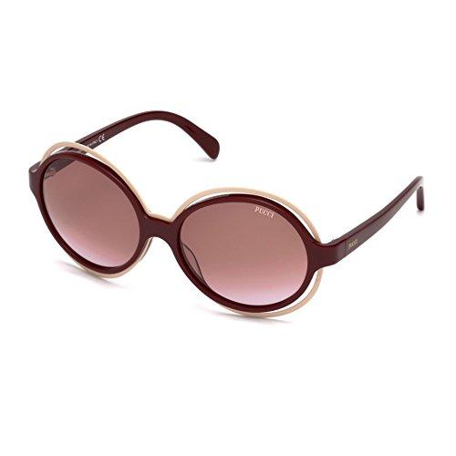 emilio-pucci-ep0055-69t-occhiale-da-sole-bordeaux-sunglasses-sonnenbrille-donna