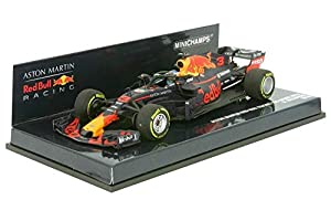 Minichamps 410180003 Aston Martin Red Bull Racing RB14 Daniel Ricciardo, Multi 1:43 2018