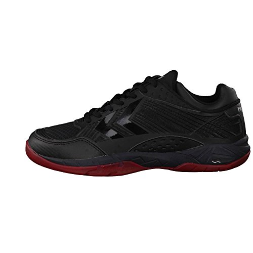 Hummel Omnicourt Z8, Chaussures de Fitness Mixte Adulte Black