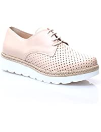 LINCE SHOES BLUCHER PICADOS CUÑA Mujer