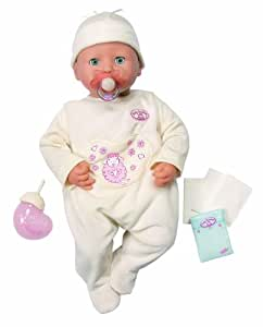 Zapf Creation Baby Annabell Version 4 Amazon Co Uk Toys