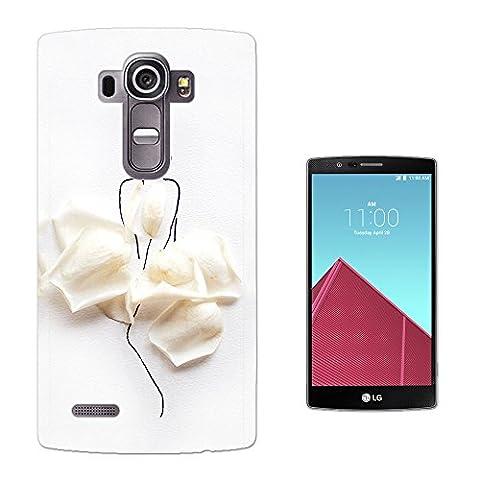 003712 - Rose Petals Woman Design LG G4 Stylus Fashion Trend Silikon Hülle Schutzhülle Schutzcase Gel Silicone Hülle