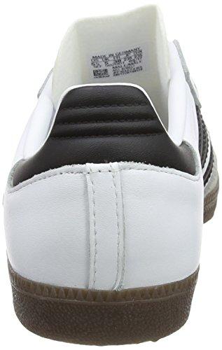 adidas Herren Samba Sneakers Elfenbein (Ftwr White/core Black/clear Granite)