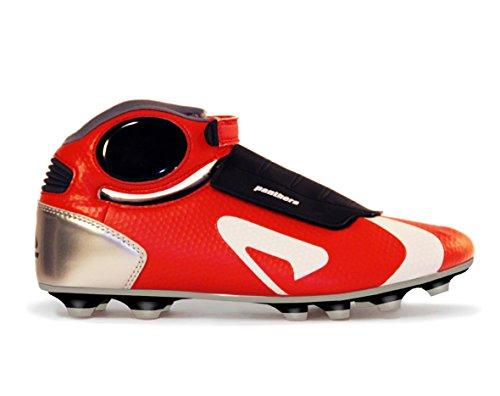 Panthera Red Fire Fußballschuhe, Gr.-39 EU, Rot