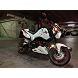 LED Rücklicht Honda MSX Grom 125 13 NC750S X 16 CTX700N 13 CB CBR650F 14 getönt