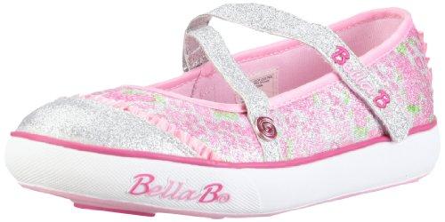 Skechers CurtsiesTiny Twirler 82027L PKSL, Ballerines fille Rose (Rose-TR-B1-171)