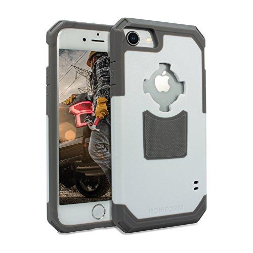 Rokform V3 Sport Schutzhülle für Apple iPhone 7 mit Magnetic Auto-Halterung weiß -