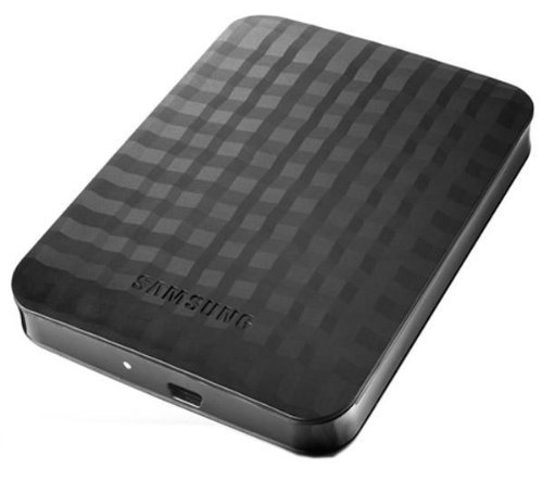 Samsung M3 HX-M500TCB/G Externe Festplatte 500GB (6,3 cm (2,5 Zoll), SATA, USB 3.0) schwarz bulk