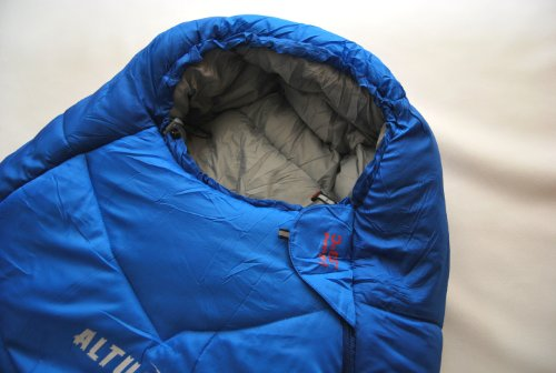 ALTUS Expeditionsschlafsack Mumienschlafsack Groenland Extremwerte geprüft ** bis – 30 Grad ** Schlafsack - 3