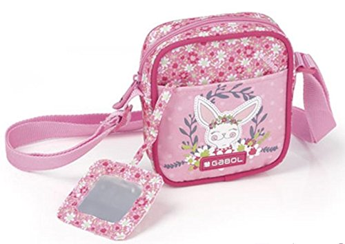 Bolso Bandolera Infantil Gabol Bunny